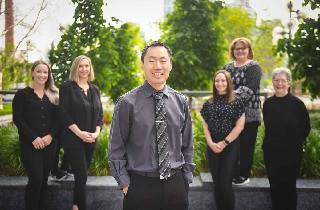 Friendly Dental Team | Canterra Dental Centre | Downtown Calgary | General and Family Dentist