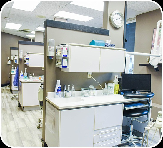 Multiple Operatory Suites | Canterra Dental Centre | Downtown Calgary | General and Family Dentist