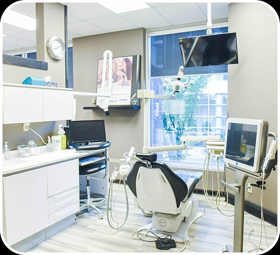 Operatory Suite | Canterra Dental Centre | Downtown Calgary | General and Family Dentist
