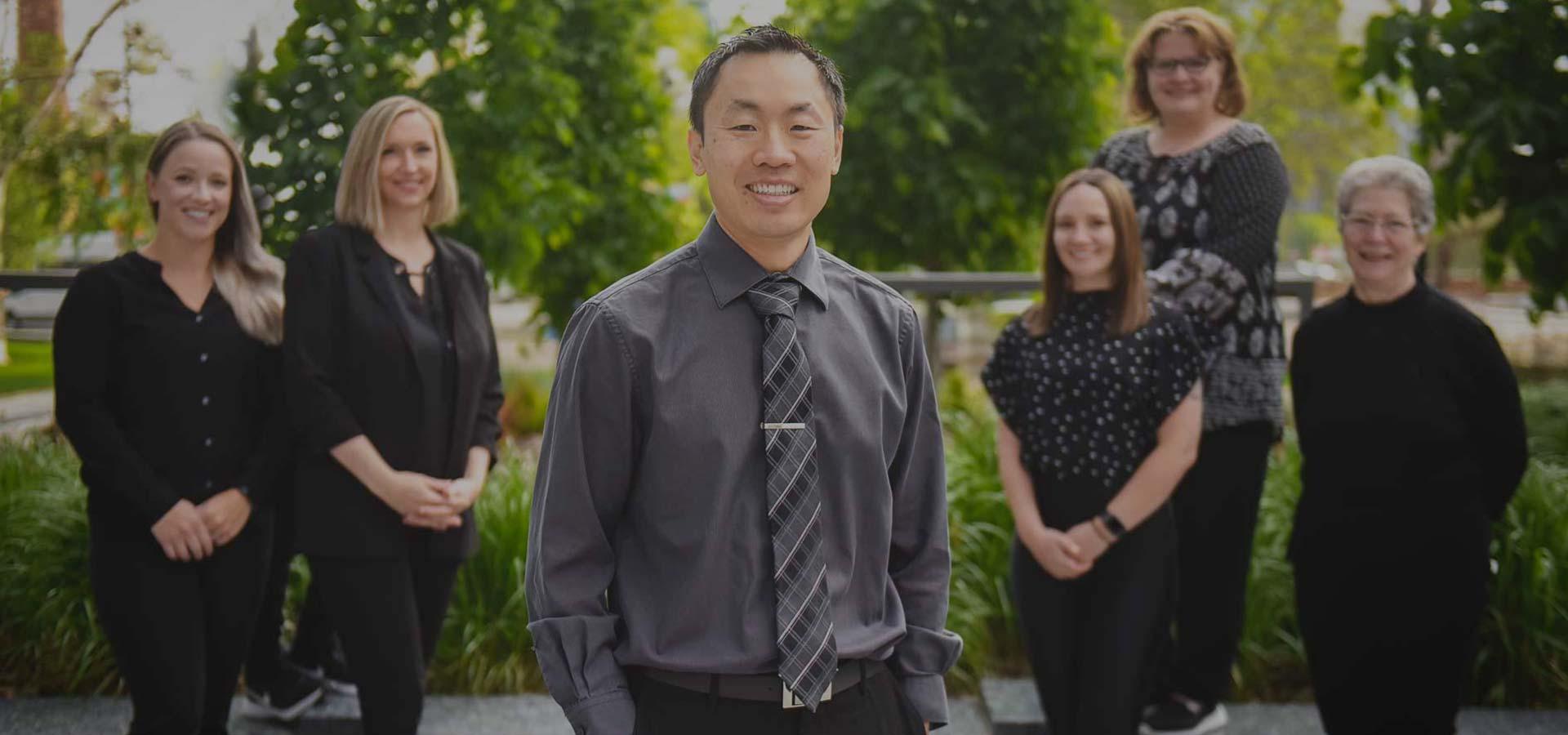 Meet the Friendly Dental Team   Canterra Dental Centre   Downtown Calgary   General and Family Dentist