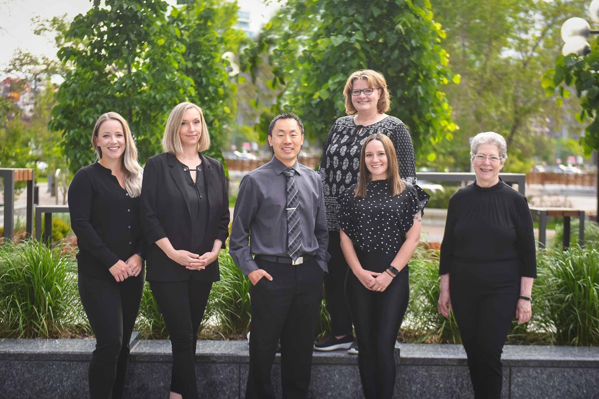 Meet the Friendly Dental Team | Canterra Dental Centre | Downtown Calgary | General and Family Dentist